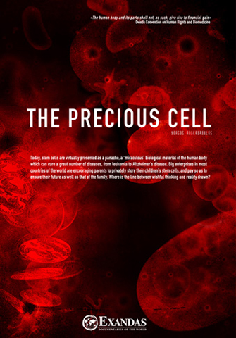 The Precious Cell - Poster